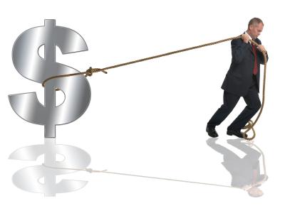 Volatility drag